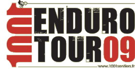 Logo 1001 Enduro Tour 2009